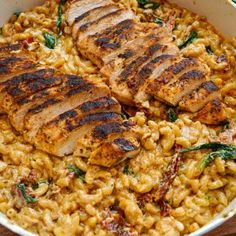 Chicken Mac And Cheese Recipe, Gourmet Mac And Cheese, Yummy Chicken Recipes, Pasta Recipes, Dinner Recipes, Dinner Ideas, Creamy Pasta Dishes, Boneless Chicken Breast, How To Cook Pasta