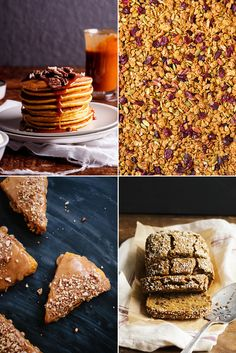 These 25 recipes are prime examples, including not one but three cozy caffeinated beverages, muffins and quick breads aplenty, pumpkin spice granola, and much, much more.