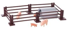 Britains Pig Pen Set Fences Boar Sow 2 Piglets & STY 43140 Scale 1 32 for sale online Pig Pen, Pig Farming, Pen Sets, Scale Model, Fence, Accessories, Ebay, Model, Scale Models