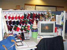 One of our engineers is a stocking hoarder on the loose!