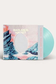 Halsey Urban Outfitters exclusive teal with alternate cover art