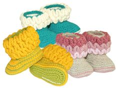 It is a website for handmade creations,with free patterns for croshet and knitting , in many techniques & designs. Crochet Baby Booties, Crochet Slippers, Knit Crochet, Crochet Accessories, Baby Accessories, Baby Slippers, Afghan Crochet Patterns, Crochet For Kids, Crochet Clothes