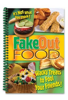 Great for April Fool's Day, pranks, over-the-hill birthday parties or any time you just need to have fun with friends!