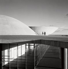 MARCEL GAUTHEROT. National Congress, project by Oscar Niemeyer, Brasília, DF. Brazilcirca 1960.