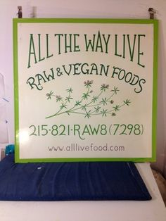 All The Way Live Raw & Vegan Foods