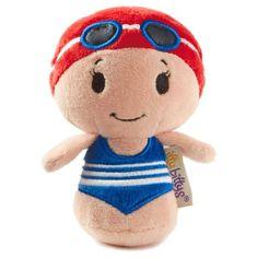 itty bittys® Swimming Girl LIMITED EDITION Stuffed Animal