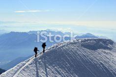 Summit Royalty Free Stock Photo