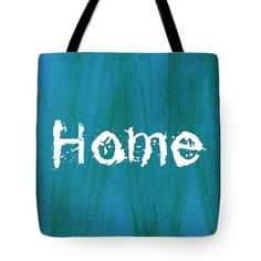 Tote Bags - Home Tote Bag by Kathleen Wong