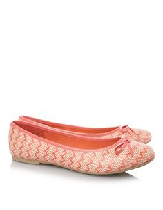 Canvas Ballerina Shoes | Women | George at ASDA