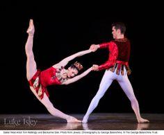 beckanne sisk | Rubies with Beckanne Sisk at Ballet West
