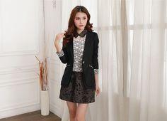 2014 Autumn Fashion Collection Top 887 - Shirts, tops - korean japan fashion clothes dresses wholesale women