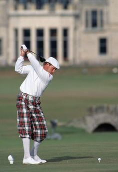 I met Payne Stewart at Torrey Pines years ago... Yes, the best dressed.  Payne Stewart, Best Dressed Golfers Photos | GOLF.com