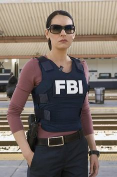 Emily Prentiss FBI - Criminal Minds Girls Photo (7436440) - Fanpop ...