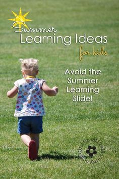 Do it yourself summer school from pinterest summer slide summer summer learning for kids avoid the summer slide with ideas and links to 100 solutioingenieria Images
