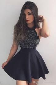 Resultado De Imagen Para Vestidos Cortos 2018 Vestidos De