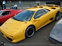 1995 Lamborghini Diablo SV