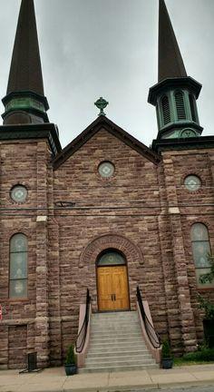 First Methodist Church, Marquette, Michigan, 2015
