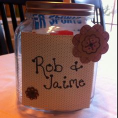 Jar of memories <3