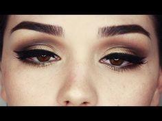 Glamorous Evening Makeup Tutorial   Giveaway - YouTube