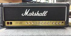 Marshall JCM800 JCM 800 2205 50 Watt Channel Switching KT88's No Reserve | eBay