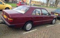 Mercedes-Benz 250 diesel 1985