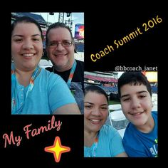 Glad to finally be home. Had an amazing weekend with my my hubby, my son and our Fit family at our Annual Coach Summit celebration.......the opportunity to be able to share this moment with them was priceless!