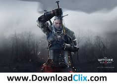 The Witcher 3 Wild Hunt 2015 Free Download - Download Clix