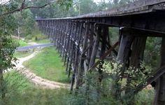 East Gippsland Rail Trail - Victoria