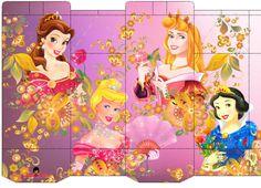 EUGENIA - KATIA ARTES - BLOG DE LETRAS PERSONALIZADAS E ALGUMAS COISINHAS: Caixas Princesas