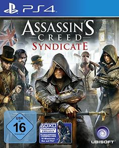 Assassin's Creed Syndicate - Special Edition - [PlayStation 4] Ubisoft http://www.amazon.de/dp/B00XJTFKSQ/ref=cm_sw_r_pi_dp_cyXpwb04G7F4F