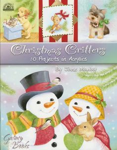 Christmas Critters - Jane Maday - OOP