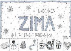 Zdjęcie użytkownika KreatywnaPedagogika. Winter Is Coming, My Job, Diy For Kids, Free Printables, Diy And Crafts, Kindergarten, Preschool, Parents, Lily