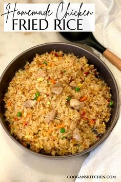 Duck Recipes, Dairy Free Recipes, Chicken Recipes, Beef Recipes Kid Friendly, Homemade Chicken Fried Rice, Food Website, Budget Meals, One Pot Meals, Kitchen Recipes