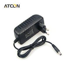 1Pcs 36W EU Plug DC 12V 3A Power Adapter Charger Converter Switching Power Supply lighting transformer For LED Strip CCTV Camera