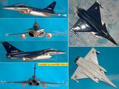 """Dassault """"Rafale"""" A Marine (Heller 80357) 1:72"""