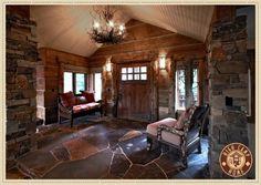 Cabin Entryway- floor
