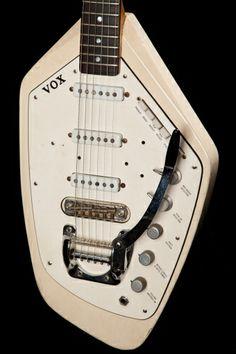 Rudy's Music SoHo : 1960s Vox Phantom VI Special White