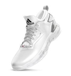 best website 6b1dc 6b38d D lillard 2 all white colorway Football Cleats, Basketball Shoes, Lit  Shoes, Armours