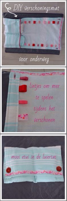 DIY verschoningsmat voor onderweg di… DIY changing mat for on the road pillow DIY changing mat for baby and toddler Baby Girl Quotes, Baby Food Storage, Diy Baby Gifts, Baby Boy Photos, Baby Born, Baby Cards, Baby Sewing, Funny Babies, Trendy Baby