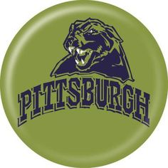 Pitt - University of Pittsburgh Panthers disc