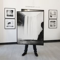 Black and White Silver Gelatin Fine Art Photographs - Limited, signed and numbered editions in museum quality - SILVERFINEART Gallery, Neubaugasse 1070 Vienna Panorama Camera, Gelatin, Vienna, Fine Art Photography, Showroom, Photographs, Museum, Black And White, Gallery
