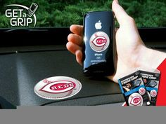 MLB - Cincinnati Reds Get a Grip 2 Pack