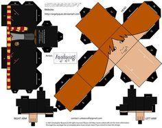 Ronald Weasley Cubeecraft