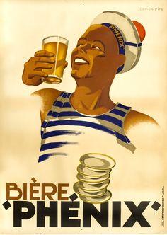 Biere Phenix by Dupin, Leo,1930