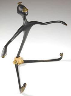 hagenauer   Hagenauer Bronze Warrior - 1930s