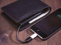 Ahora carga la batería del teléfono con tu billetera