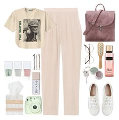 """Grace p.2"" by gb041112 ❤ liked on Polyvore featuring Miu Miu, Mint Velvet, Origins, Sunday Somewhere, Paul Smith, Michael Van Clarke, Retrò, Pigeon & Poodle, Nails Inc. and Guide London"