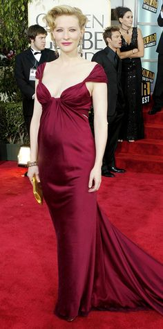 Donna Karan's 10 Most Memorable Red Carpet Looks - Cate Blanchett at the 2004 Golden Globe Awards from #InStyle