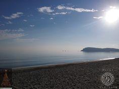 www.hotelbjvittoria.it #beach #italy #sunset #beatiful #dicembre15 #cagliari #hotel #