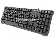 Bàn phím A4tech KB-750-U Usb / Black